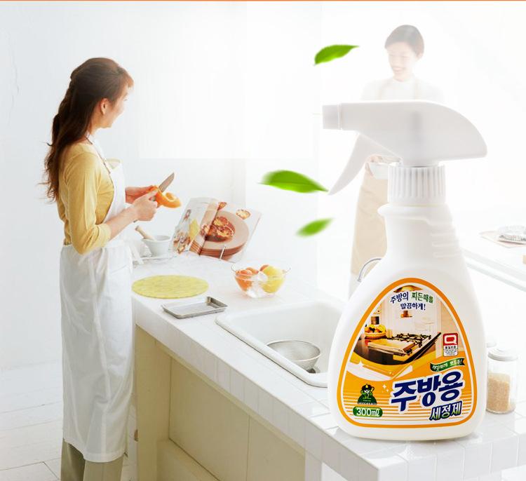 Chai vệ sinh nhà bếp