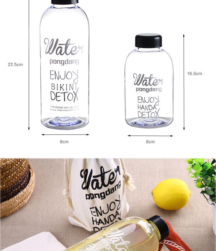 Bình đựng nước Detox 1000 ml