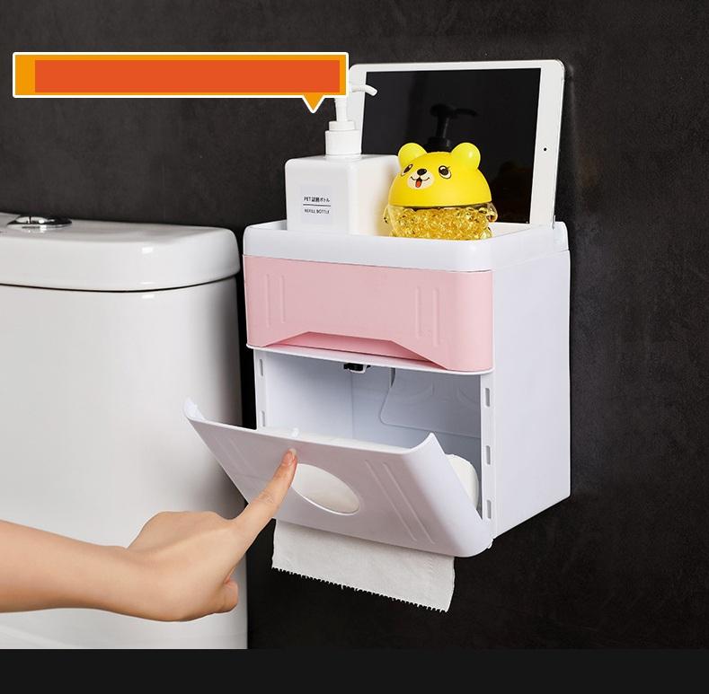 Hộp đựng vật dụng nhà tắm