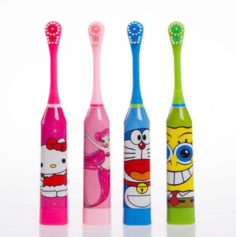 bàn chải đánh răng hoạt hình