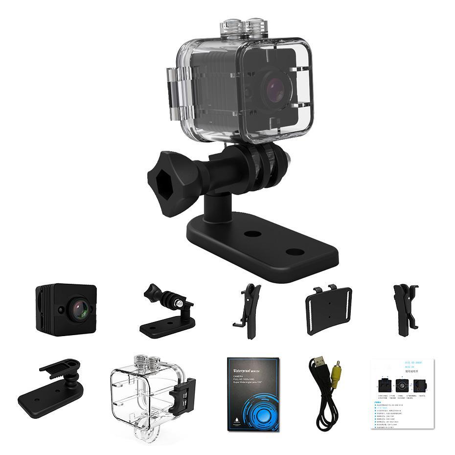 Camera siêu nhỏ FHD SQ12