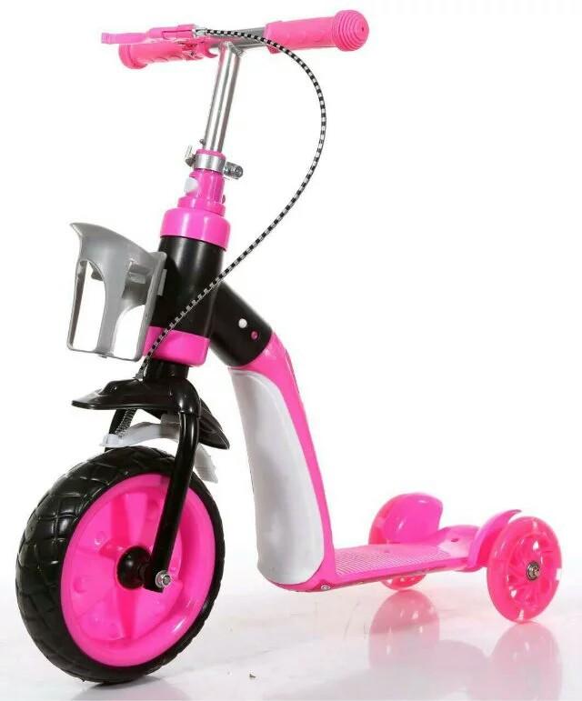 Xe trược Scooter 2 trong 1 cho bé