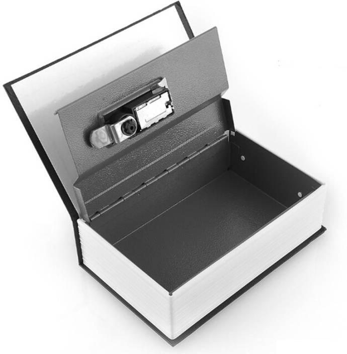 Két sắt hình quyển sách