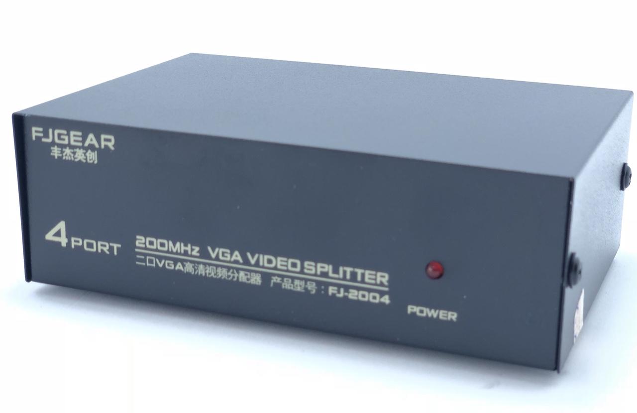 Hub VGA ra 4 đầu