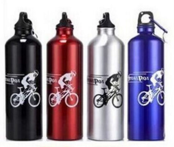 Bình nước xe đạp nhôm Sport Pot