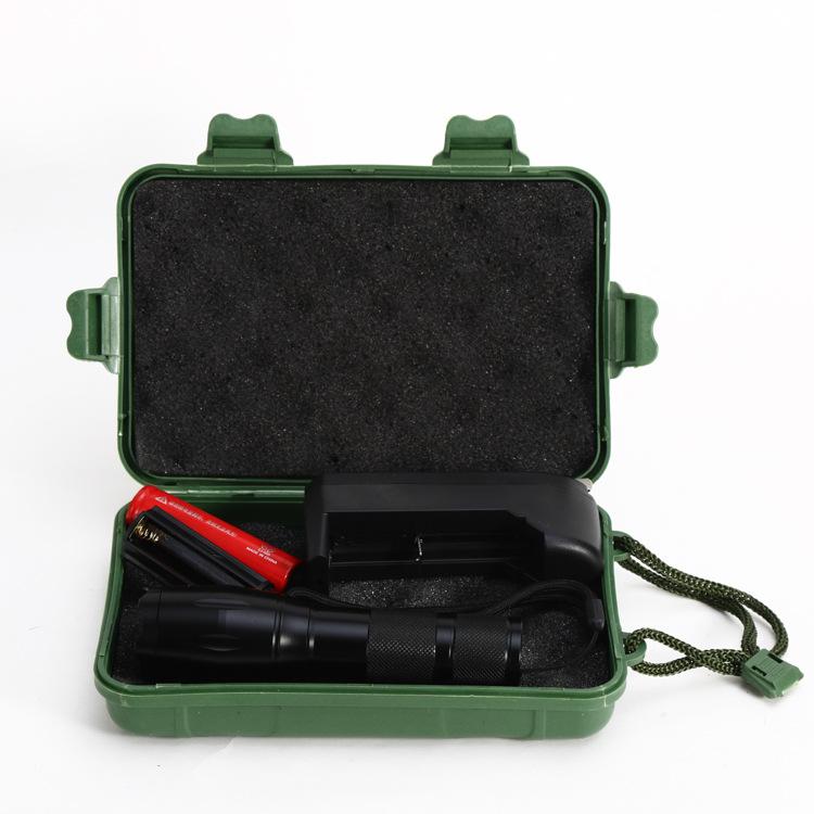 Đèn pin police siêu sáng Full Box