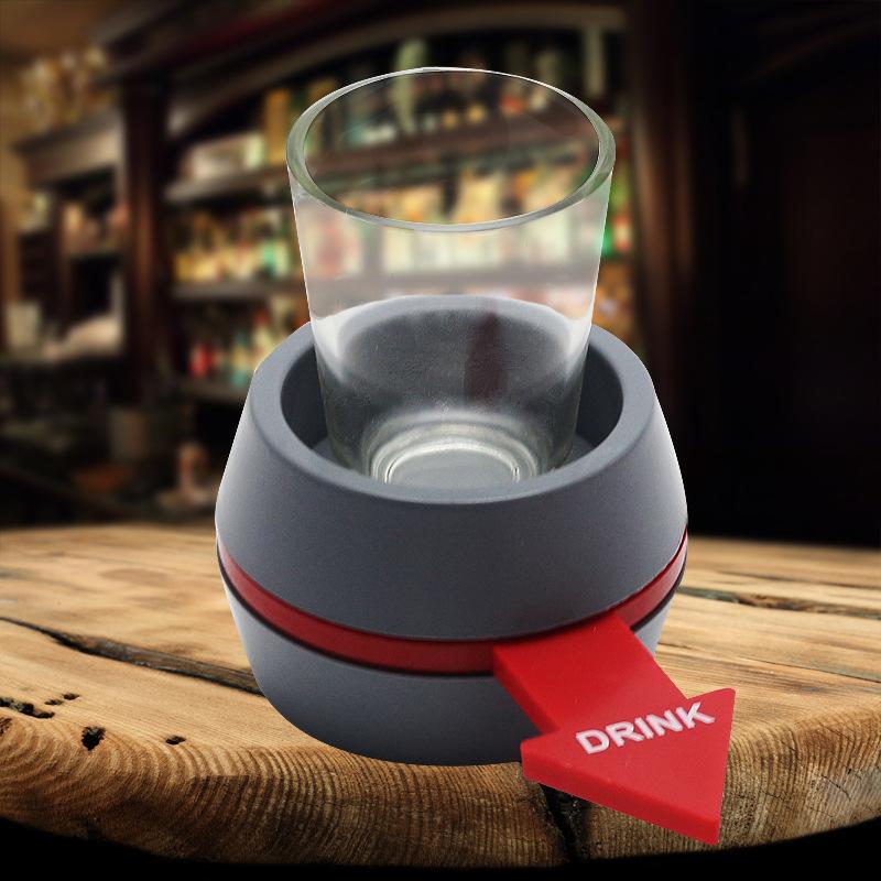 Spin the shot - Mũi tên xoay uống rượu