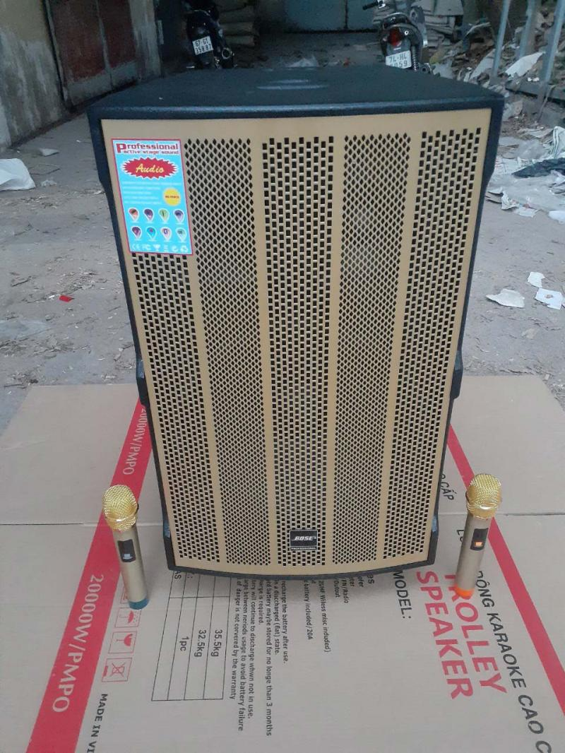 Loa karaoke di động Bose DK-1518