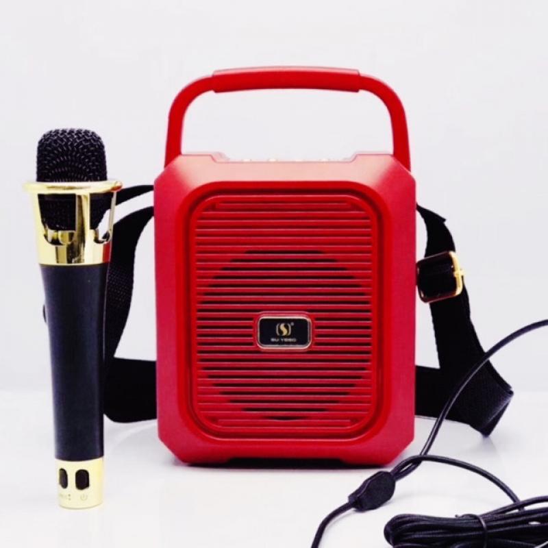 Loa karaoke YS A18 tặng kèm 1 micro ko dây