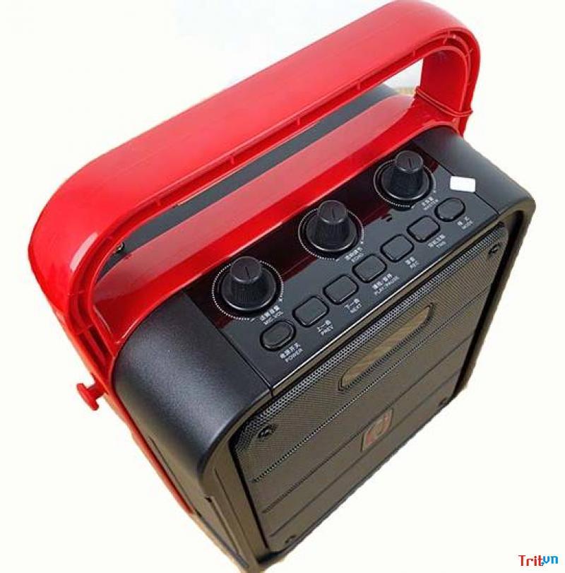 Loa karaoke bluetooth JYX MS61BT