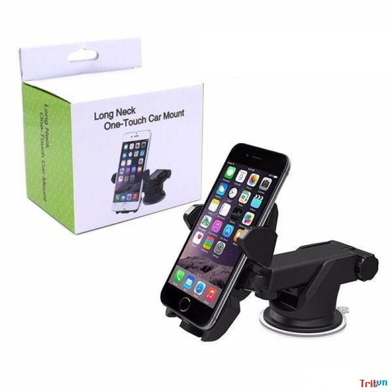 Giá đỡ điện thoại trên xe hơi LM703