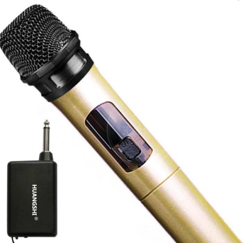 Micro Huangshi Q12 không dây không đèn LED