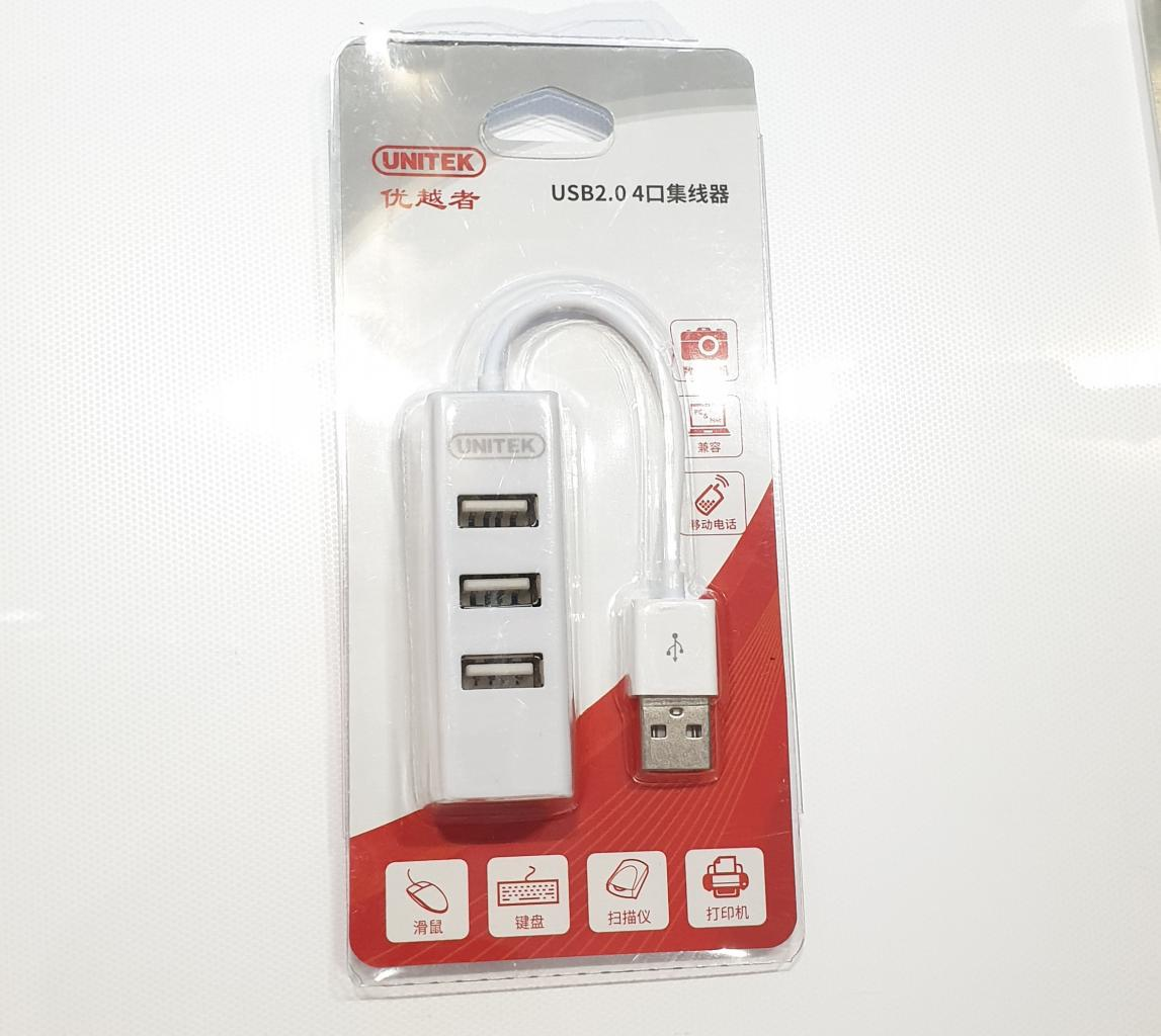 HUB 3 PORT USB UNITEK CHÍNH HÃNG.